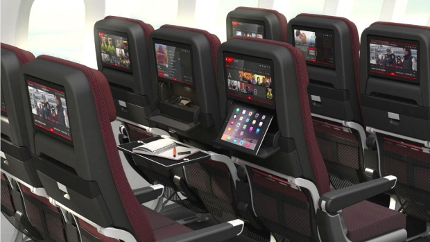 the new economy seats on qantass boeing 787 dreamliners would you sit here for 17
