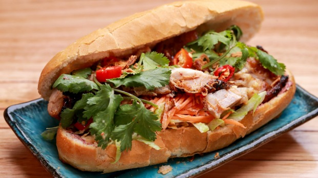 Banh mi: It is, all things considered, probably the world's best sandwich.