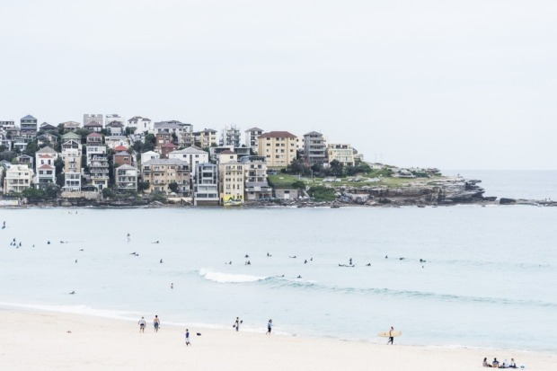 This is our iconic Bondi Beach in Sydney ,Australia. I love this image because it has a touch of europe, what I love ...