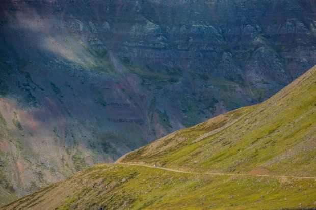 The grandeur of the Westfjords of Iceland is indescribable...It is equally difficult to capture in a photograph as the ...