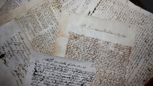 Documents from the trials.