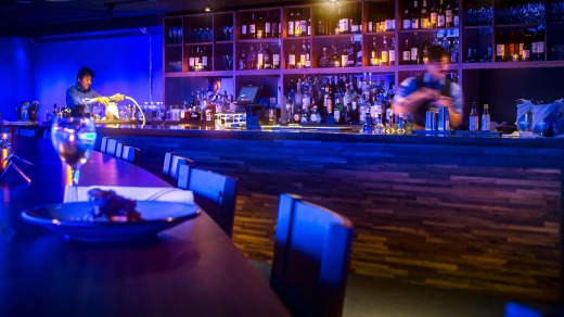 The Blue Note Club is a new addition to Waikiki's night scene.