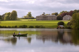 Ballyfin House is Conde Nast Traveller's best hotel in the world.