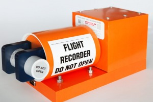'Black boxes' are actually orange, to assist in their recovery after an accident.
