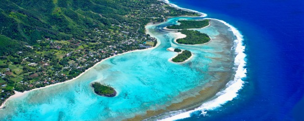 Raratonga; Cook Islands.