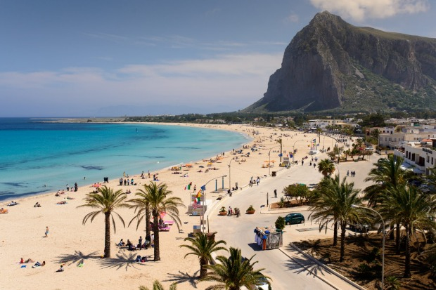 San Vito Lo Capo it's a town on the sea in Sicily island in Italy.