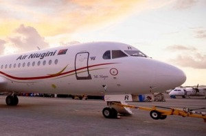 Air Niugini punches above its weight.
