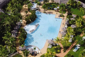The Outrigger Fiji Beach Resort runs volunteer tourism initiatives.