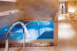 The Landmark Mandarin Oriental's spa is a welcome oasis.