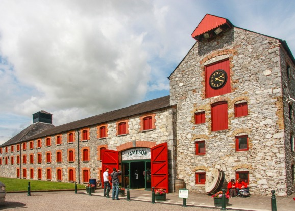 The Jameson Heritage Centre in Midleton, Cork.