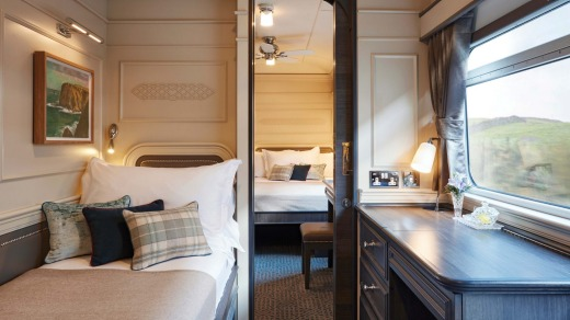 The carriages will be stored and undergo renovations while the interior design is evolved in keeping with the chosen ...