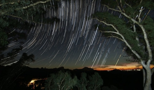 Warrumbungle National Park is Australia's first International Dark Sky Park.