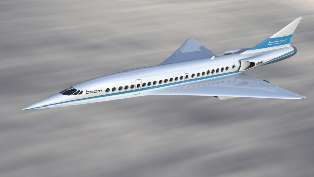 Japan Airlines has invested $10 million in the development of Boom's new supersonic airliner.