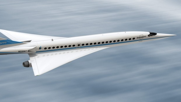 The XB-1 Supersonic Demonstrator is Boom Supersonic's first step toward routine supersonic flight. Its first flight is ...