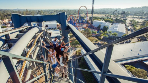 Thrills for everyone on a Canyon Family Adventure in the south-west of the US.