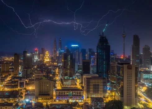 Earlier this year my family and I went on a trip to Kuala Lumpur, Malaysia. After a long day I decided to look out the ...