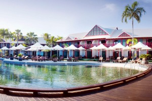 The revamp of Cable Beach Club  Resort & Spa was finished in May 2016.