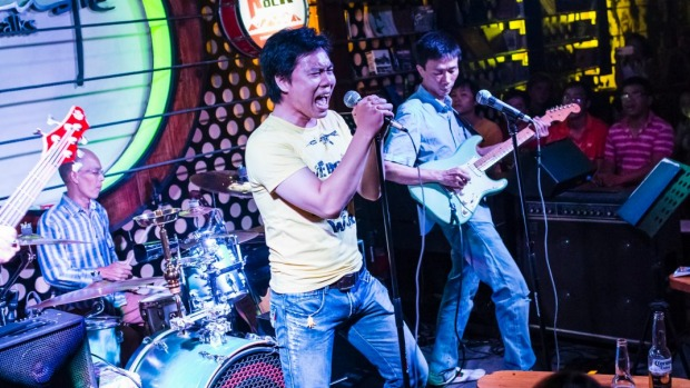 Ho Chi Minh City nightlife: A different kind of communist party