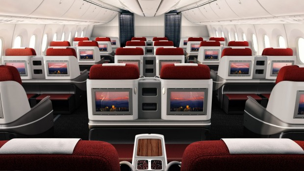 LATAM now flies its 787 Dreamliners on the first non-stop flight from Melbourne to South America.