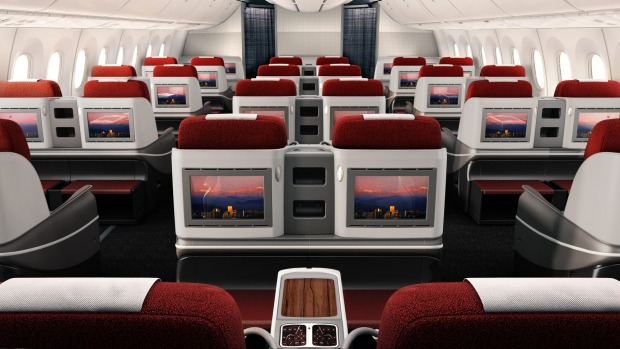 Airline Review Latam Business Class Melbourne To