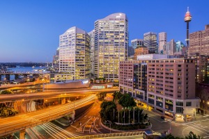 ParkRoyal Darling Harbour offers an excellent location.
