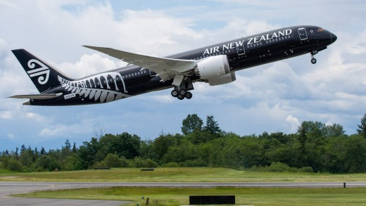 Air New Zealand 787-9: The Dreamliner's fabled cabin comfort advantages are real.