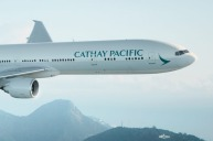 Save when you book for two with Cathay Pacific's premium economy class flights sale.