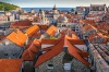 This photo was taken in August 2016 in Dubrovnik, Croatia. The City fronts the Adriatic Sea. The City is  known for its ...