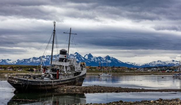 Ushuaia , Argentina is located on the Tierra del Fuego archipelago, the southernmost tip of South America, nicknamed the ...