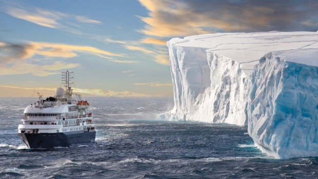 The Shipping News Arctic Adventures With Poseidon Expeditions