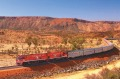 Is it possible to drive the entire length of The Ghan track?