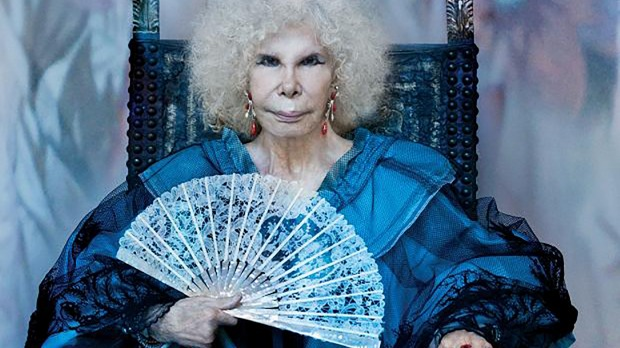 The Duchess of Alba: To have called her merely 'rich' would be like calling Placido Domingo a bit of a warbler.