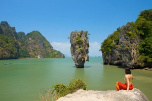 James Bond Island, Phang Nga Bay National Park.