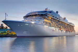 Oceania Cruises MV Marina takes luxury up a notch.