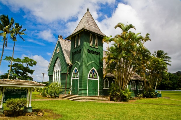 Waioli Mission Church.