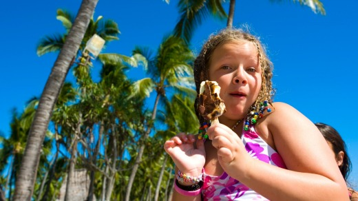 Fiji is a family-friendly destination.