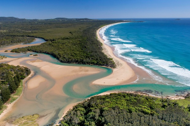 Moonee Beach, Coffs Coast NEW SOUTH WALES.