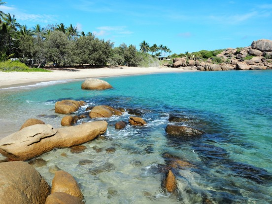 Horseshoe Bay Beach, Capricorn Coast, QUEENSLAND.