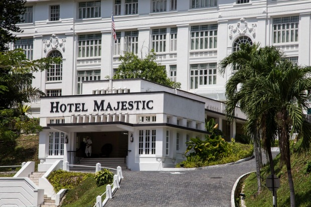 Majestic Hotel Kuala Lumpur has been documented as a national heritage site in Malaysia.