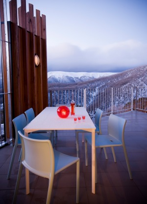 Hotel QT takes it to the snow at Falls Creek.