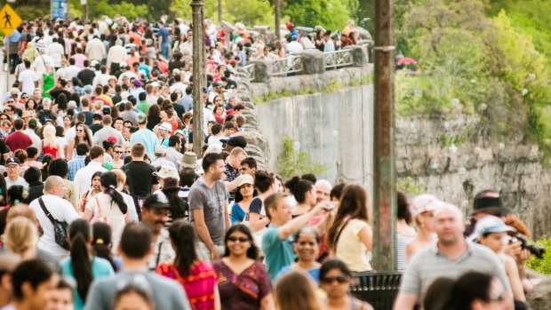 What is the world's most visited tourist attraction?