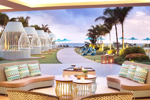 THE LIND BORACAY, STATION 1: With 119 suites/rooms (each with a balcony), The Lind's main restaurant is the ...