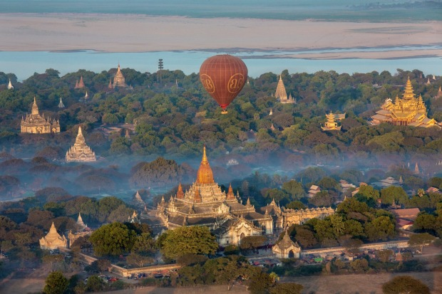 Began, Myanmar.