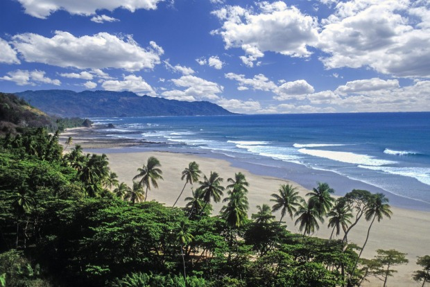 The beaches of Costa Rica.