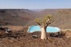 NAMIBIA The Etendeka Plateau is one of Namibia's stunning geological features, a unique and remote biosphere in ...