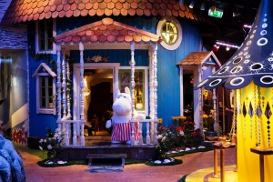 Explore the book-scapes dreamt by Pippi Longstocking author Astrid Lindgren in Junibacken.