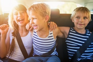 Keep the kids occupied for a fuss-free family road trip.