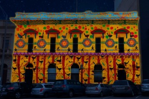 More Than 1 Nation by the Pitcha Makin Fellas will be part of the inaugural White Night Ballarat.