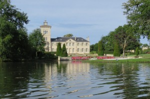 Scenic's Beautiful Bordeaux itinerary includes visiting Chateau Lagrange.