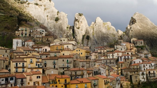 Best region: The increasingly popular Basilicata, Italy.